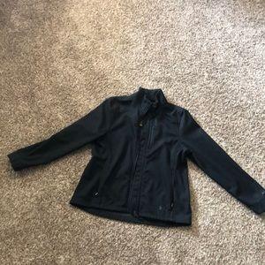 Women's Under Armour black spring jacket